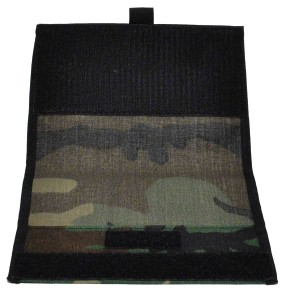 Camo Top Flap Inside
